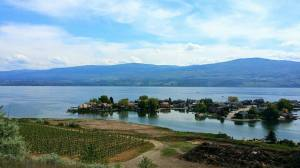 Beautiful Kelowna yesterday