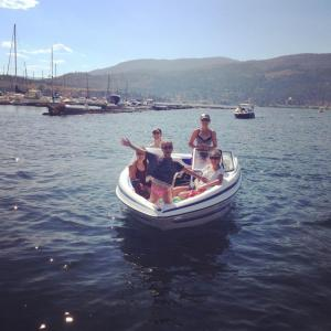 No bad days – summer in kelowna